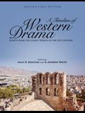 A Timeline of Western Drama: Scripts from the Classic Period to the 21st Century