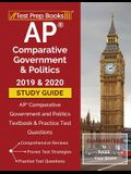 AP Comparative Government and Politics 2019 & 2020 Study Guide: AP Comparative Government and Politics Textbook & Practice Test Questions