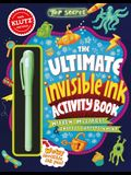 Top Secret: Ultimate Invisible Ink Activity Book (Klutz Activity Book)