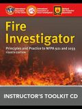 Fire Investigator Instructor's Toolkit CD