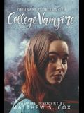 Ordinary Problems of a College Vampire