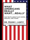 What Americans Really Want... Really: The Truth about Our Hopes, Dreams, and Fears