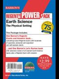 Earth Science Power Pack: Let's Review Earth Science + Regents Exams and Answers: Earth Science