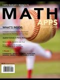 Math Apps (with Math Coursemate with eBook Printed Access Card) [With Access Code]