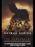 Batman Begins: The Screenplay: Including Storyboards and Exclusive Interviews