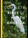National Geographic Complete Birds of North America, 3rd Edition: Featuring More Than 1,000 Species with the Most Detailed Information Found in a Sing