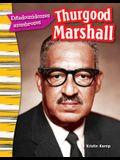 Estadounidenses Asombrosos: Thurgood Marshall (Amazing Americans: Thurgood Marshall) (Spanish Version)
