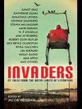 Invaders: 22 Tales from the Outer Limits of Literature