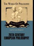 20th Century European Philosophy