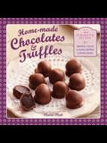 Home-Made Chocolates & Truffles: 20 Traditional Recipes for Shaped, Filled & Hand-Dipped Confections