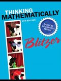 Thinking Mathematically with Integrated Review and Learning Guide plus NEW MyMathLab with Pearson eText -- Access Card Package (2nd Edition) (Integrated Review Courses in MyMathLab and MyStatLab)