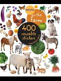 Eyelike Stickers: On the Farm [With Sticker(s)]