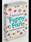 Taro Gomi's Funny Fish: Go Fish Card Game: (Stocking Stuffer, Kid's Gift, Birthday Gift, Art Cards)