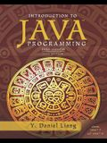 Intro to Java Programming, Brief Version with Access Code