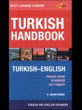 Turkish Handbook: Phrase Book Grammer Dictionary