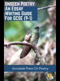 Unseen Poetry: Essay Writing Guide for GCSE (9-1)