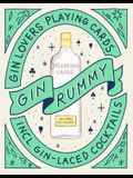 Gin Rummy: Gin Lovers Playing Cards