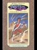 Akiko Volume 7: The Battle of Boach's Keep