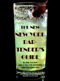The New New York Bartender's Guide