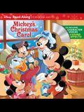 Mickey's Christmas Carol: Read-Along Storybook [With Audio CD]