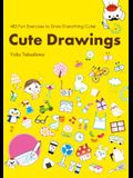 Cute Drawings: 474 Fun Exercises to Draw Everything Cuter