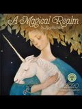Magical Realm 2020 Wall Calendar: By Lucy Campbell
