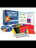 Ultimate Origami for Beginners Kit: The Perfect Kit for Beginners-Everything You Need Is in This Box!: Kit Includes Origami Book, 19 Projects, 62 Orig