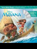 Moana Read-Along Storybook & CD