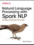 Natural Language Processing with Spark Nlp: Learning to Understand Text at Scale