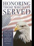 Honoring Those Who Have Served Bulletin (Pkg 100) Patriotic Veteran's Day