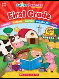 Smart Practice Workbook: First Grade