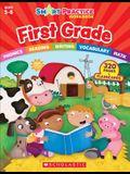 Smart Practice Workbook: First Grade