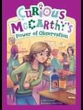Curious McCarthy's Power of Observation