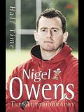 Half Time: Nigel Owens: The Autobiography