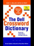 The Dell Crossword Dictionary: Completely Revised and Expanded