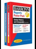 Regents Global History and Geography Power Pack 2021