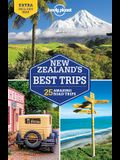 Lonely Planet New Zealand's Best Trips 2