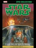 Star Wars Legends Epic Collection: The New Republic, Volume 2