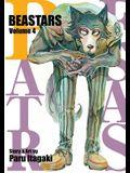 Beastars, Vol. 4, Volume 4