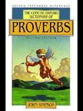 The Concise Oxford Dictionary of Proverbs (Oxford Quick Reference)