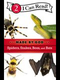 Spiders, Snakes, Bees, and Bats: Level 2