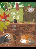 What's Inside?: Discover the Secret World of Animals
