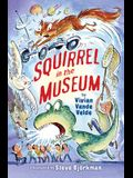 Squirrel in the Museum