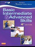 Mosby's Nursing Video Skills - Student Version DVD: Basic, Intermediate, and Advanced Skills