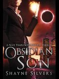 Obsidian Son: A Novel in the Nate Temple Supernatural Thriller Series