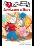 Jake Learns to Share: Level 2