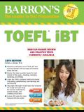 Barron's TOEFL IBT and MP3 Audio Cds, 15th Edition [With CDROM and 2 MP3 CDs]