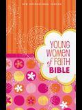Young Women of Faith Bible-NIV