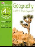 DK Workbooks: Geography, Fourth Grade: Learn and Explore
