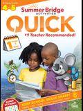 Summer Bridge Activities(r) Quick, Grades 4 - 5